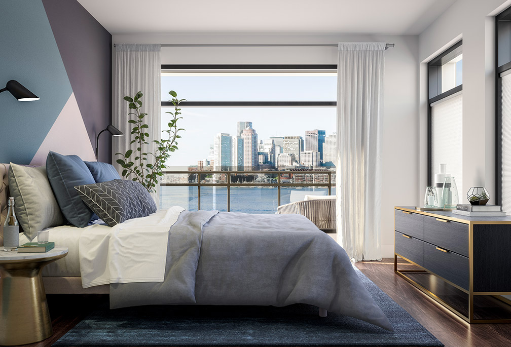 Boston Waterfront Condos for Sale